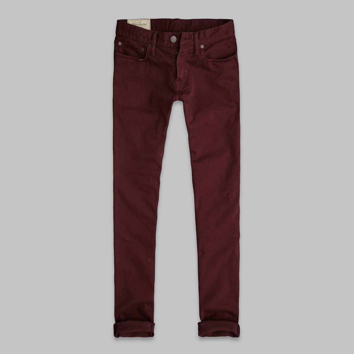 A&F Skinny Button Fly Jeans
