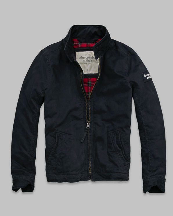 ANF Latham Pond Jacket