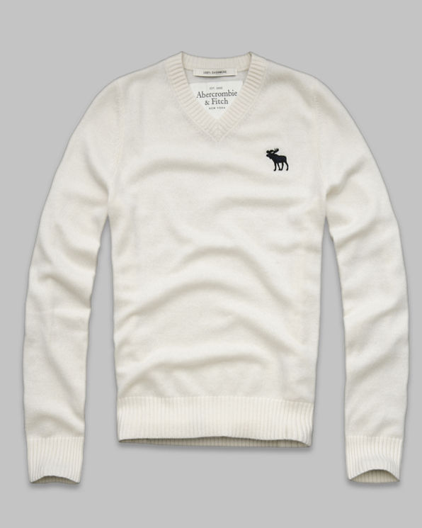 Mens Miller's Falls Cashmere Sweater