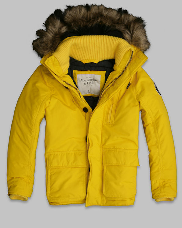 ANF Douglass Mountain Parka