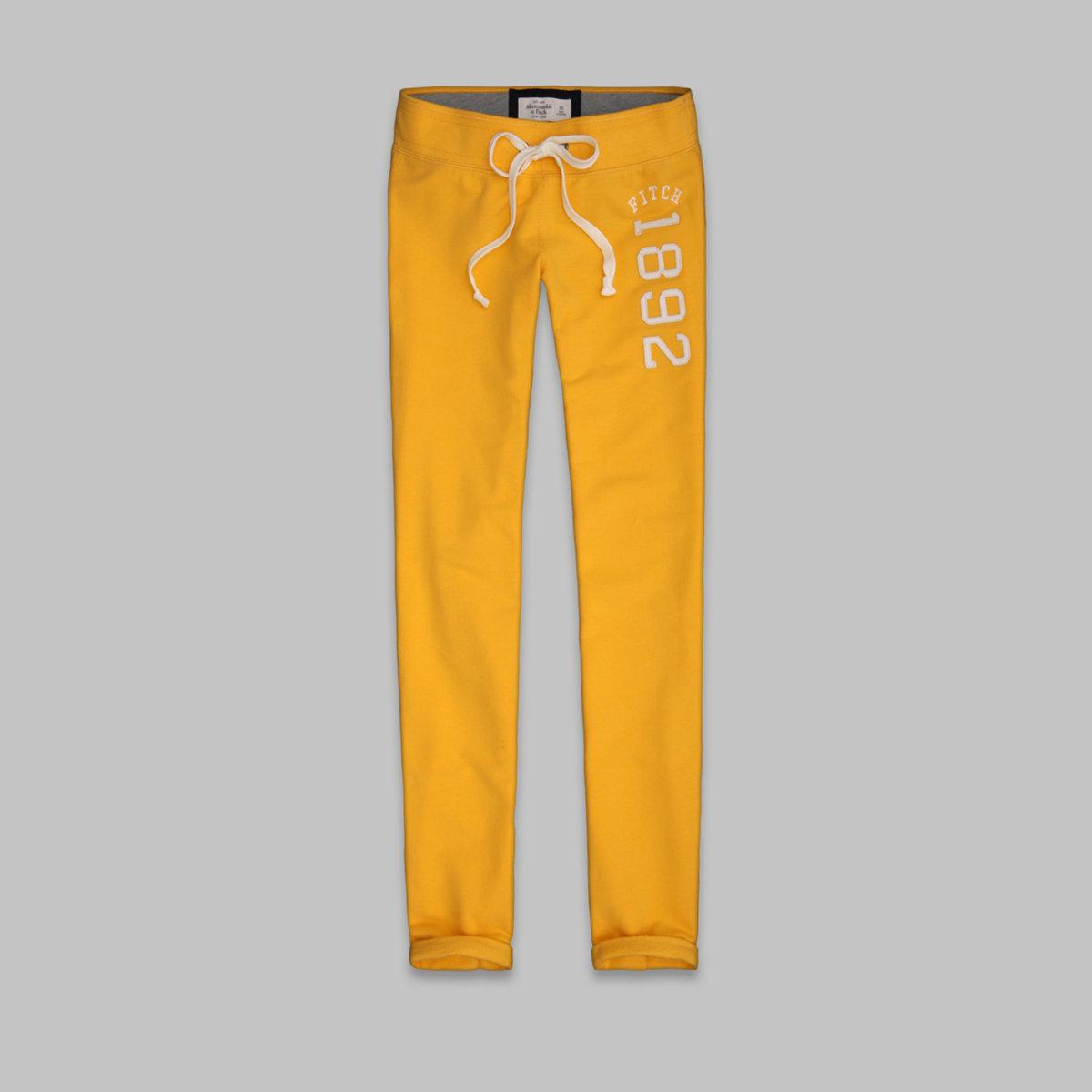 A&F Skinny Sweatpants