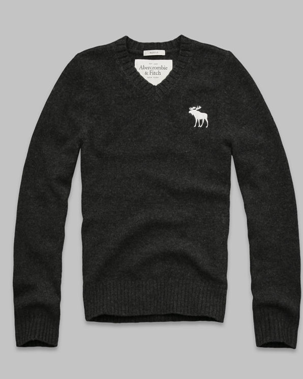 Mens Cold River Wool Sweater
