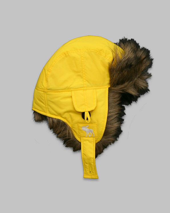 ANF Colorful Trapper Hat