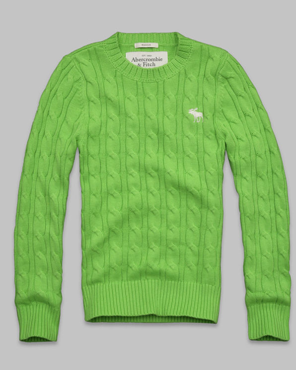 Mens Avalanche Mountain Sweater