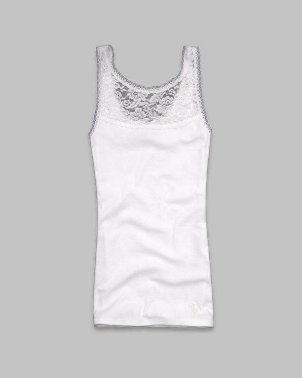 Womens Hilary Shine Tank