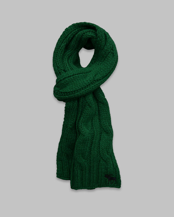 Mens Classic Winter Scarf