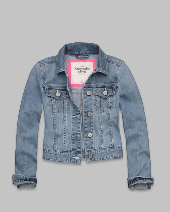 Pamela Denim Jacket Pamela Denim Jacket