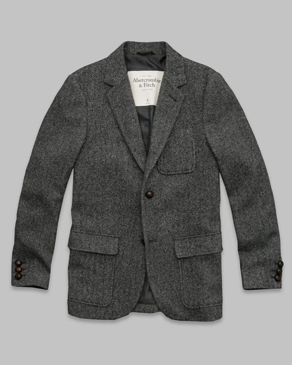 Mens Blue Mountain Blazer