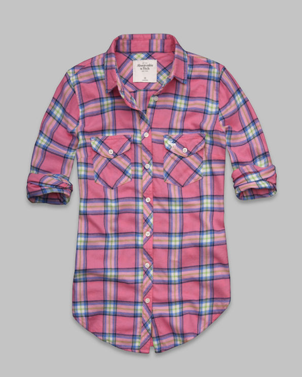 Fallon Flannel Shirt Fallon Flannel Shirt
