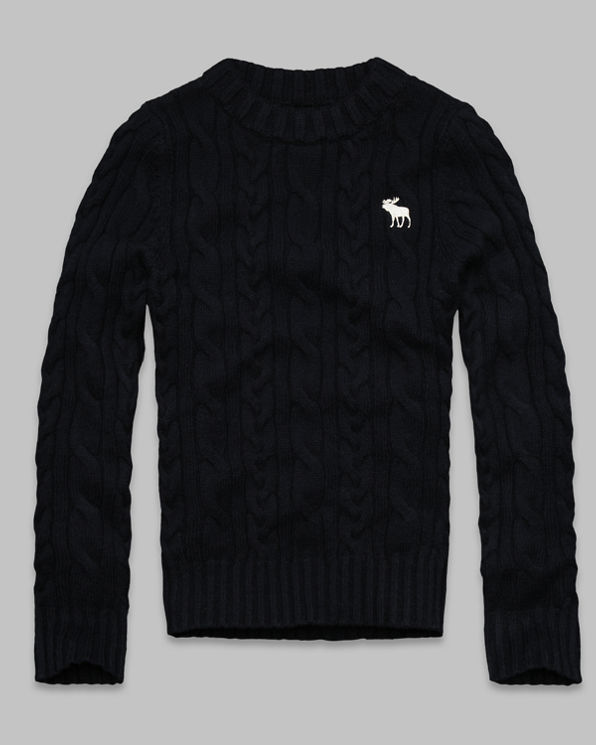 ANF Hurricane Mountain Sweater