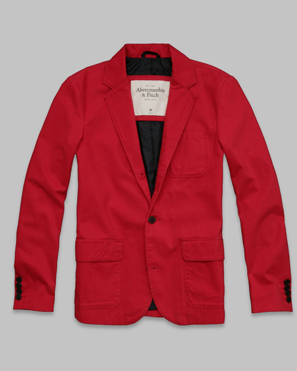 Mens Schroon River Blazer