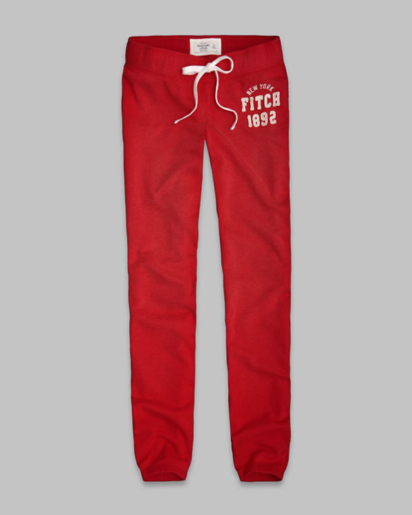 ANF A&F Classic Banded Sweatpants