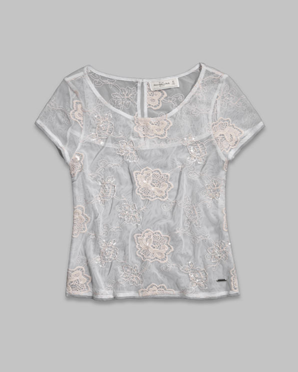 Womens Payton Shine Top