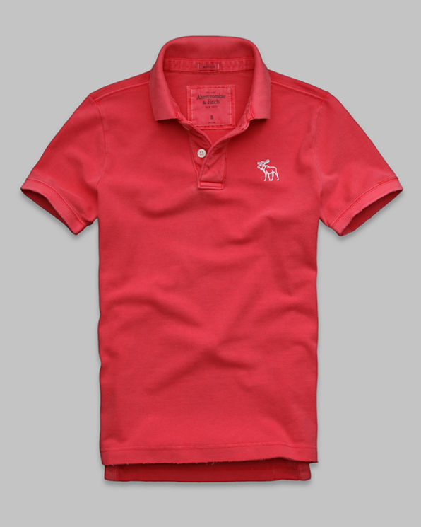 ANF Kilburn Mountain Polo