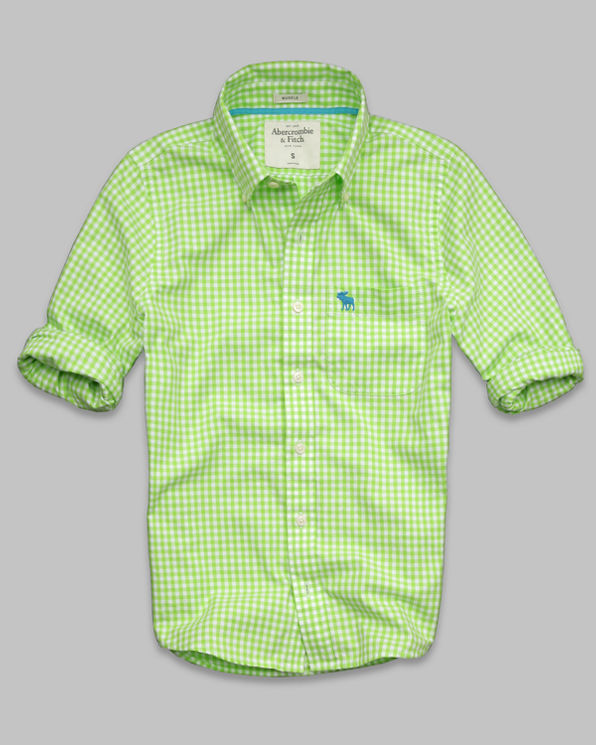 ANF Bald Peak Shirt