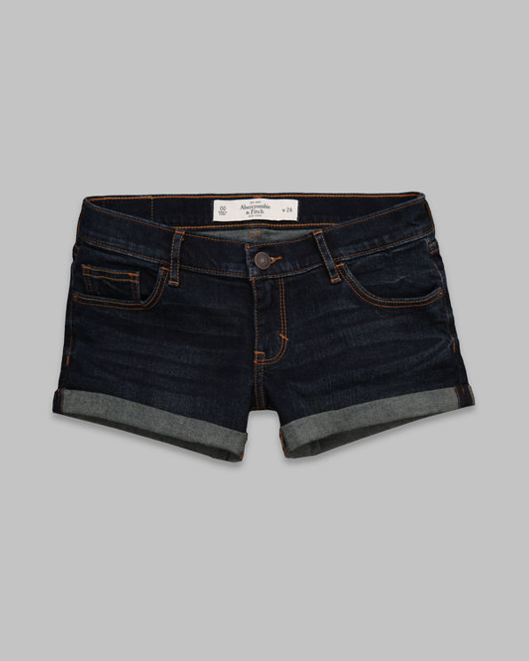 ANF A&F Low Rise Shorts