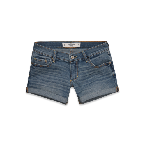 Featured Items A&F Midi Length Shorts