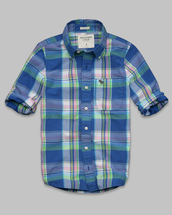ANF Beaver Meadows Shirt