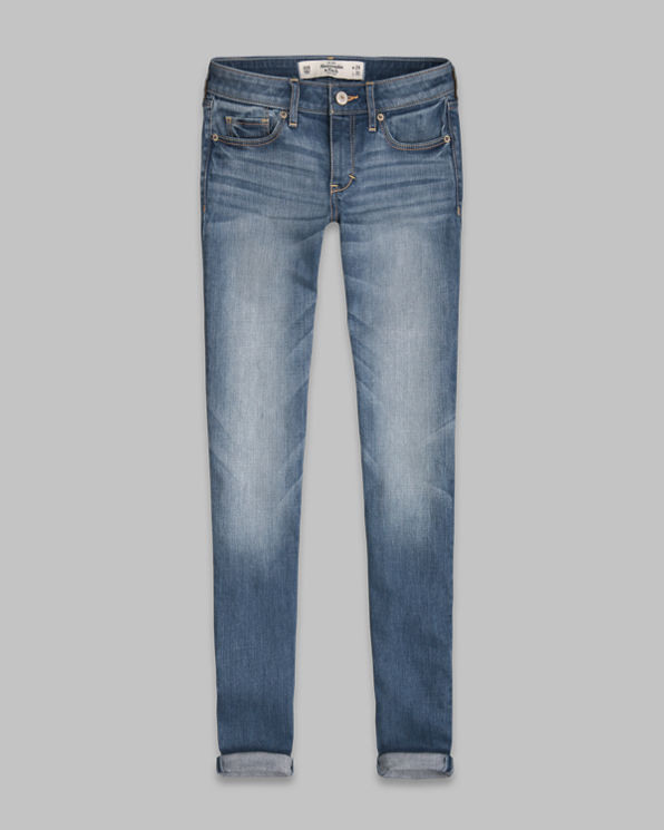 ANF A&F Super Skinny Jeans