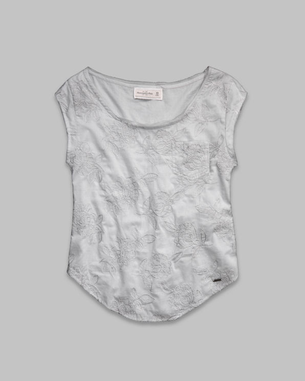 Womens Abby Shine Top