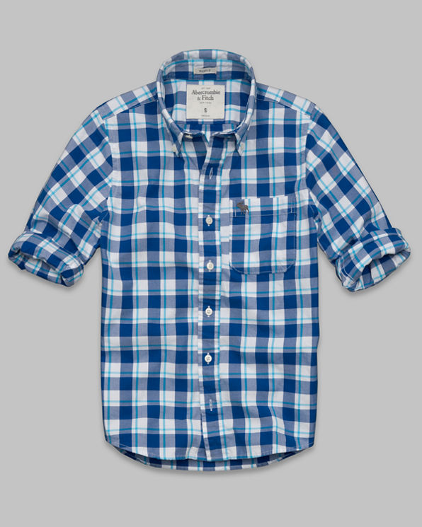 Mens Saranac Lake Shirt