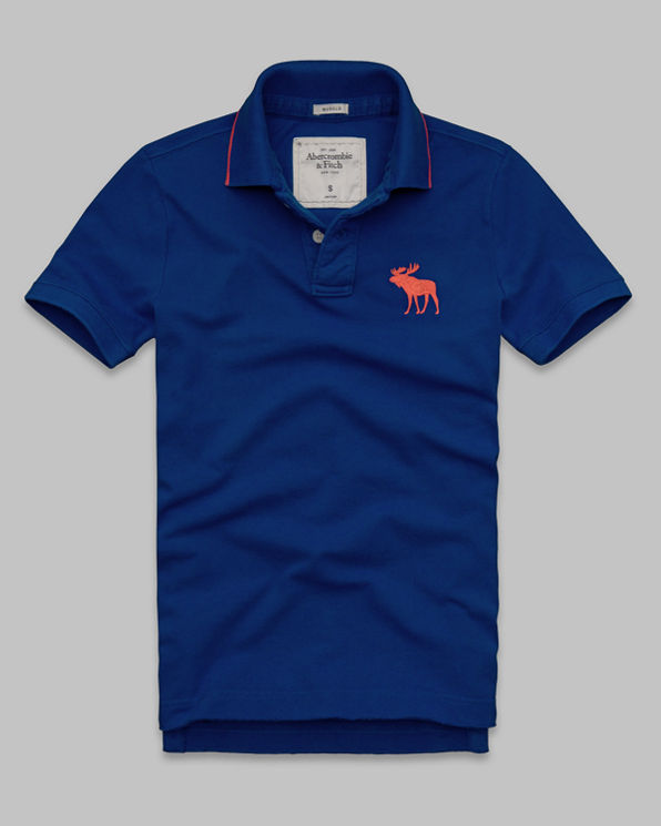 Mens Adams Mountain Polo