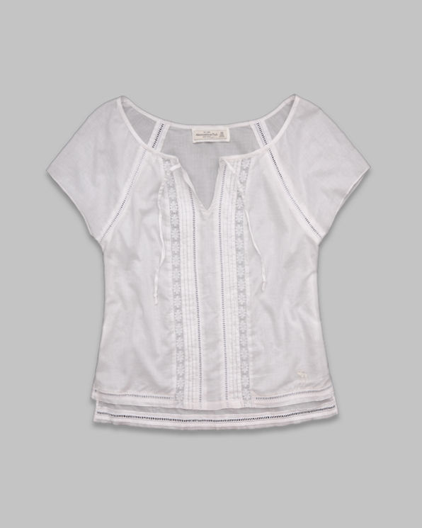 Womens Marybeth Top
