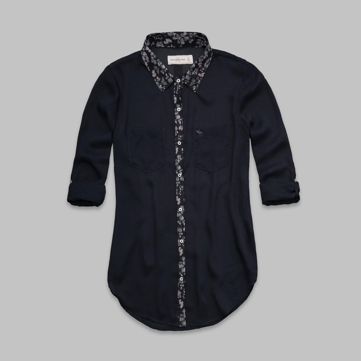 Janna Chiffon Shirt