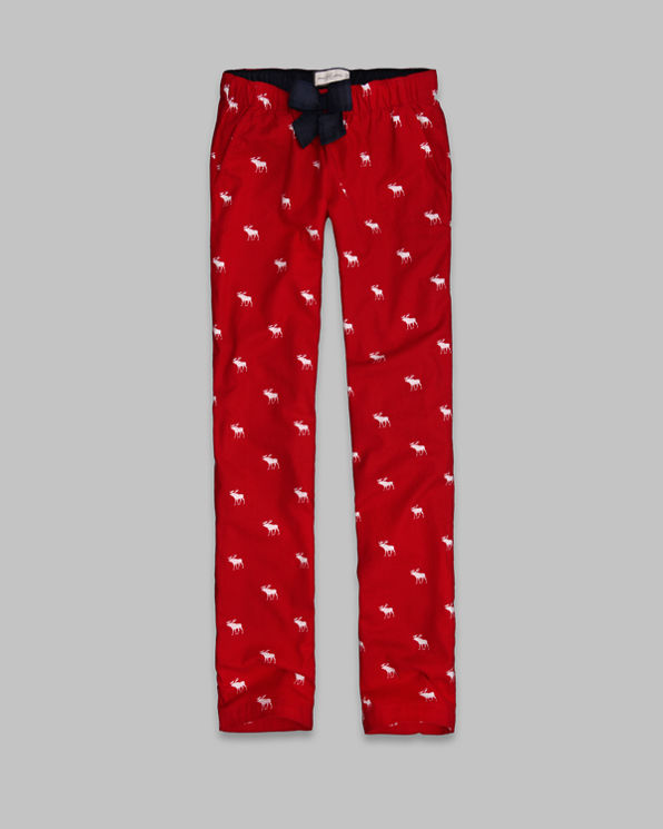 ANF Alexa Flannel Sleep Pants