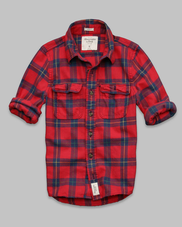 Rollins Pond Flannel Shirt Rollins Pond Flannel Shirt