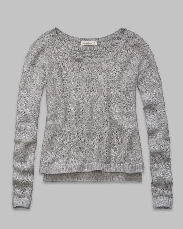 Womens Iris Shine Sweater