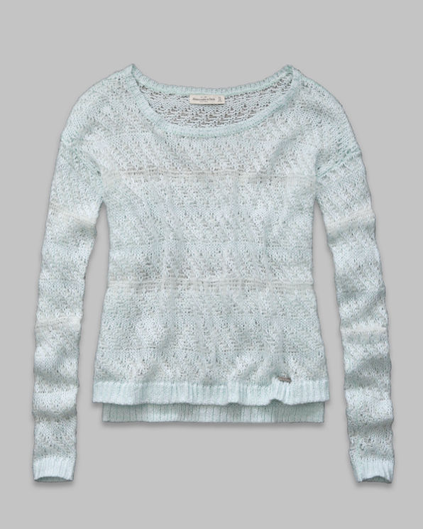ANF Iris Shine Sweater