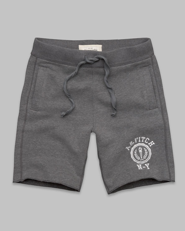 ANF A&F Athletic Shorts