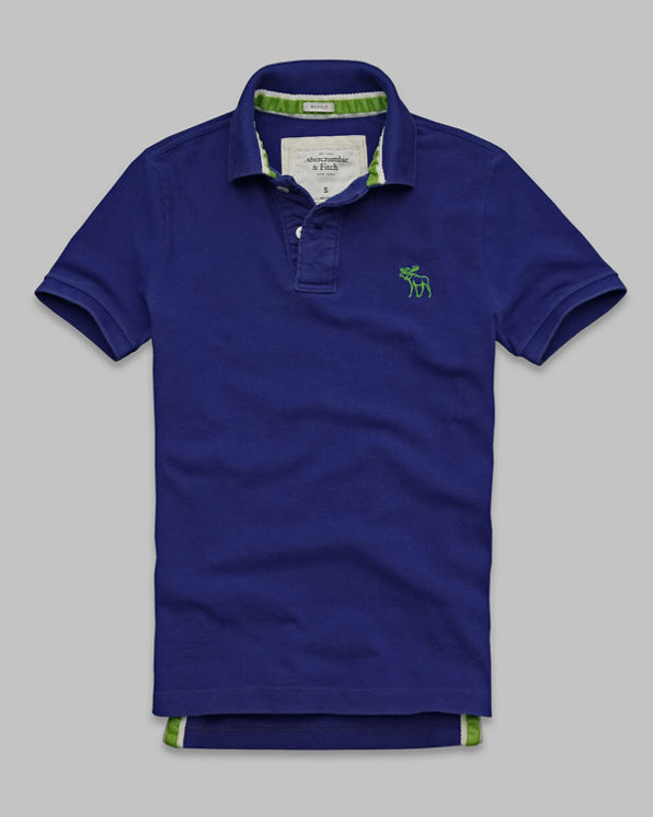 ANF goodnow mountain polo