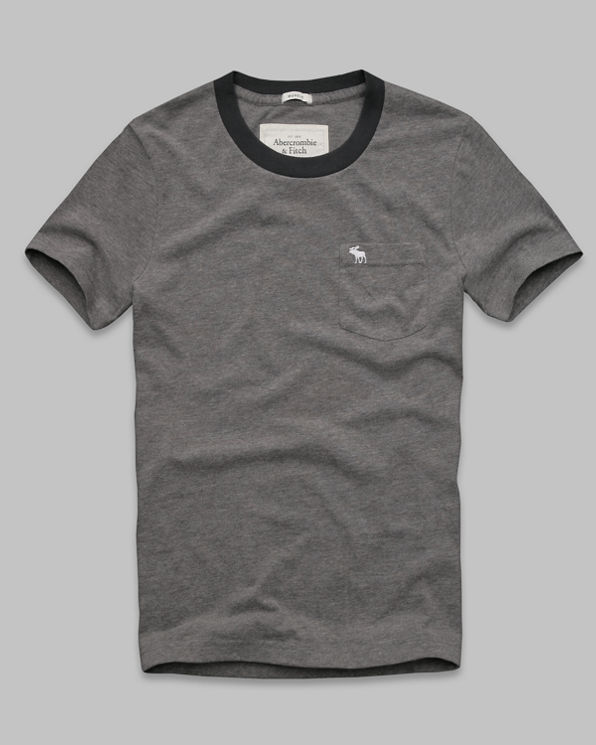 ANF Jackrabbit Trail Pocket Tee