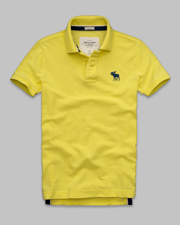 ANF Bear Brook Polo