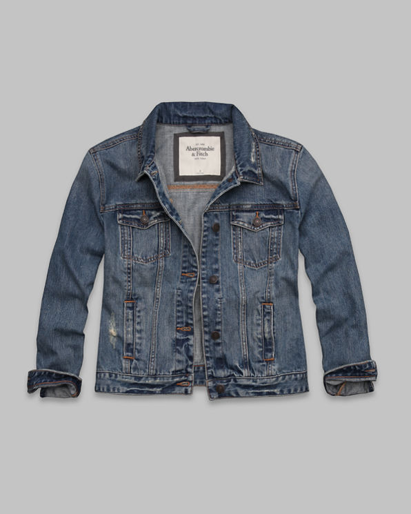 ANF Meredith Denim Jacket