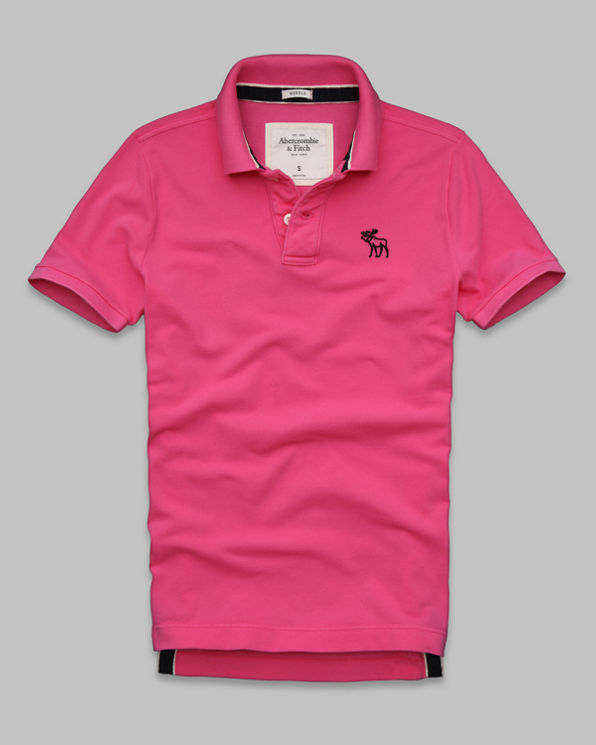ANF Baker Mountain Polo