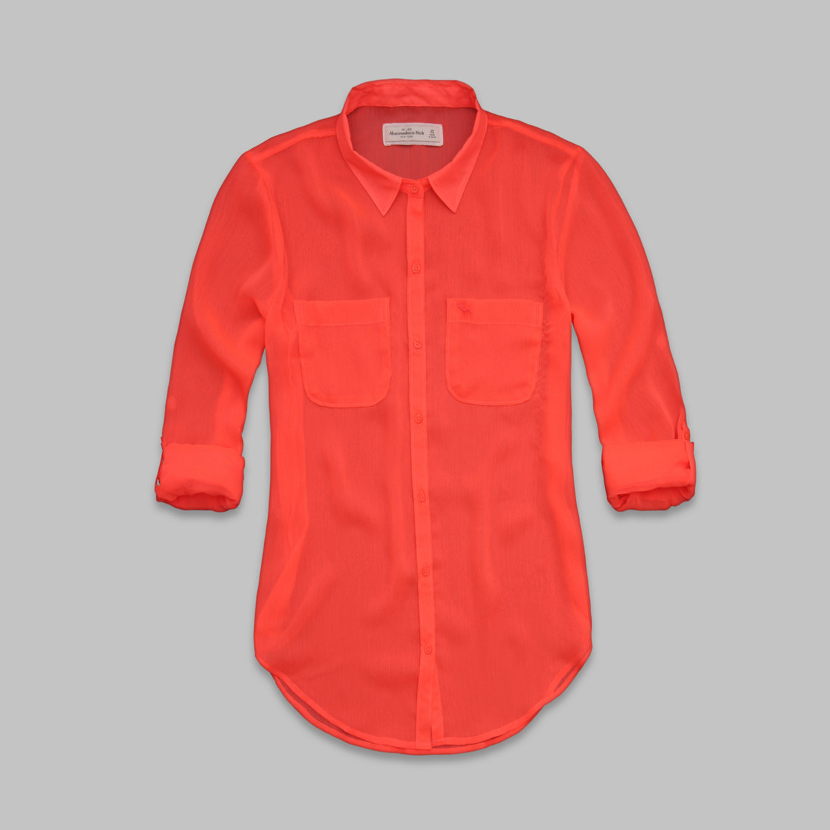 Kenzie Chiffon Shirt