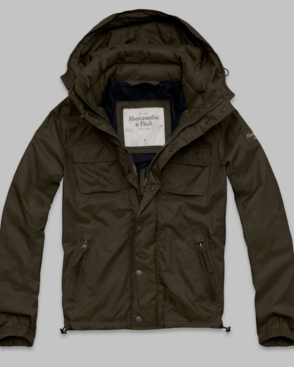ANF Palmer Brook Jacket
