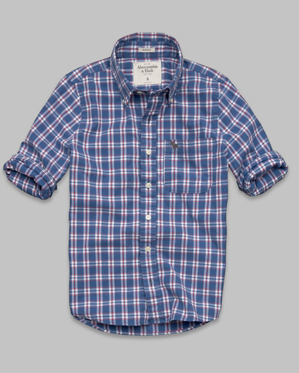 ANF Shaw Pond Shirt