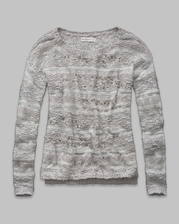ANF Caroline Shine Sweater