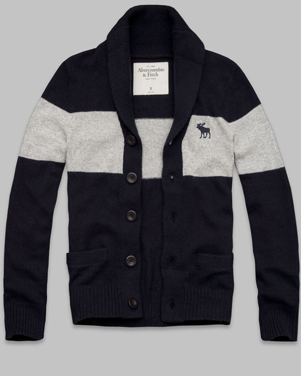 ANF South Notch Sweater