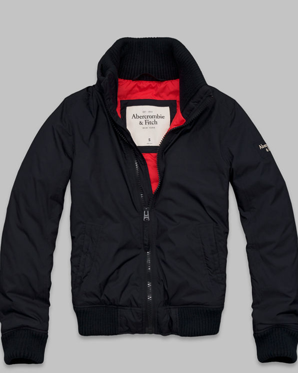 ANF Lake Placid Jacket