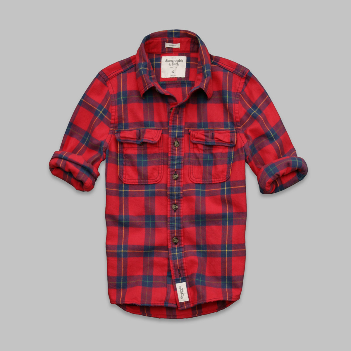 Rollins Pond Flannel Shirt