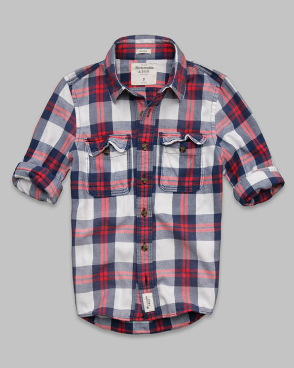 Hough Peak Flannel Shirt Hough Peak Flannel Shirt