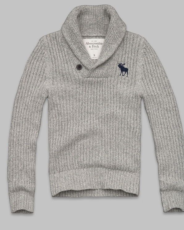 ANF Latham Pond Sweater