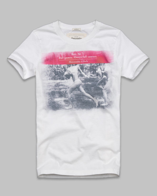 Mens Boundary Peak Tee