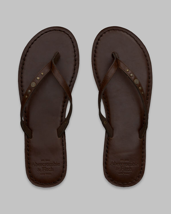 Classic Leather Flip Flops Classic Leather Flip Flops