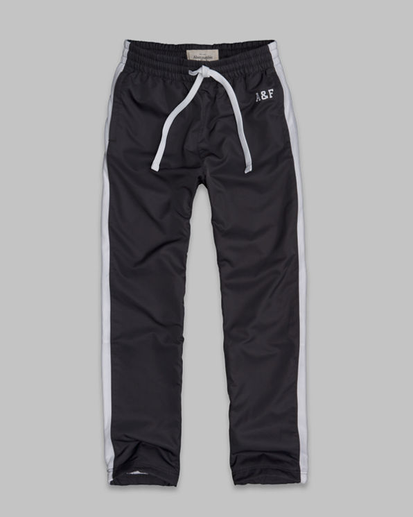 ANF A&F Vintage Track Pants